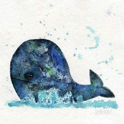 Little Whale-Wyanne-Giclee Print