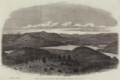 Little Windermere, Karagweh--Giclee Print