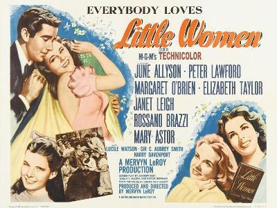 Little Women, 1949--Art Print