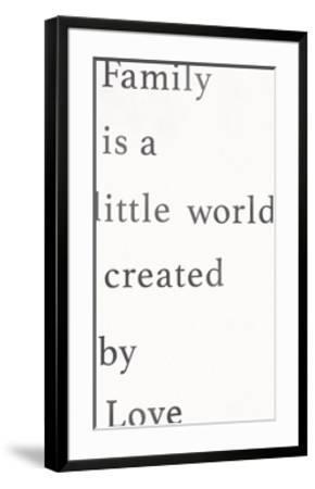 Little World-Joni Whyte-Framed Giclee Print