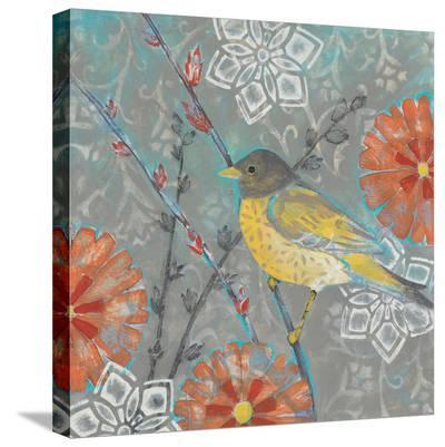 Little Wren I-Kate Birch-Stretched Canvas Print