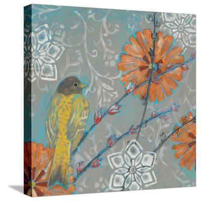 Little Wren II-Kate Birch-Stretched Canvas Print