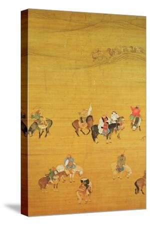 Kublai Khan (1214-94) Hunting, Yuan Dynasty