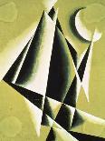 Italian Still Life, 1914-Liubov Sergeevna Popova-Giclee Print