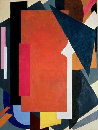 Painterly Architectonics, 1916-17