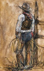 Buckaroo by Liv Carson