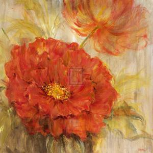 Calypso Reds I by Liv Carson