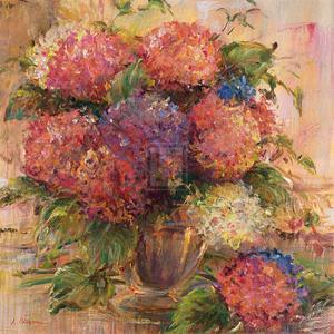Hydrangea I by Liv Carson