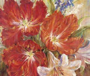 Spring Baroque by Liv Carson