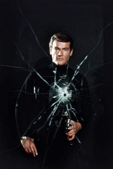 Live and Let Die, Roger Moore, 1973--Photo