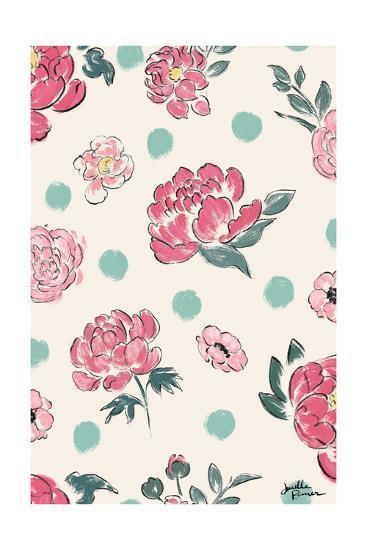 Live in Bloom Step 02A-Janelle Penner-Art Print