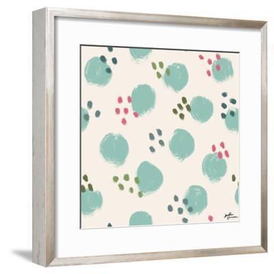 Live in Bloom Step 03A-Janelle Penner-Framed Art Print