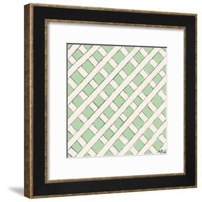 Live in Bloom Step 07C-Janelle Penner-Framed Art Print