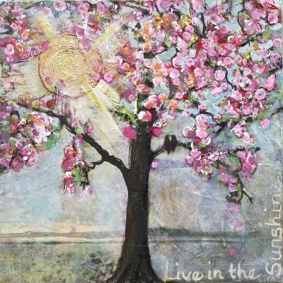 Live in the Sunshine-Blenda Tyvoll-Art Print