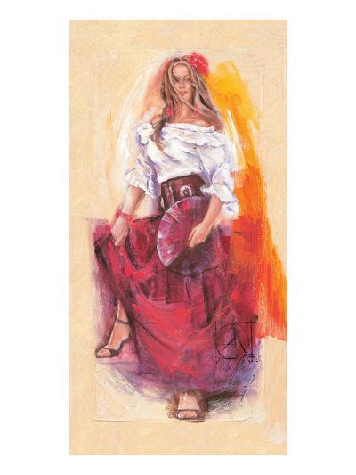 Liveliness-Talantbek Chekirov-Art Print