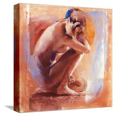 Liveliness-Talantbek Chekirov-Stretched Canvas Print