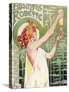Livemont Absinthe Robette Archival