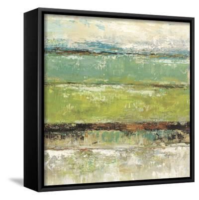 Living Green I-Michael King-Framed Canvas Print