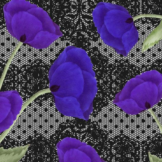 Living Lace I-Mindy Sommers-Giclee Print