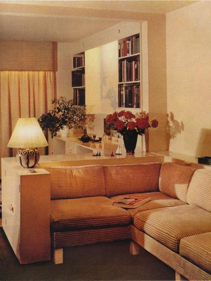 Living Room by Michael Dawn, 1936-Unknown-Photographic Print