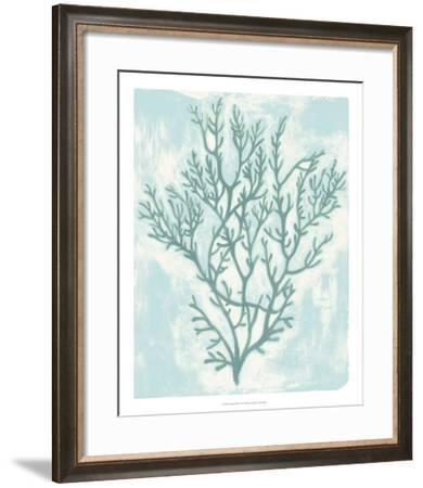 Living Teal II-Grace Popp-Framed Art Print