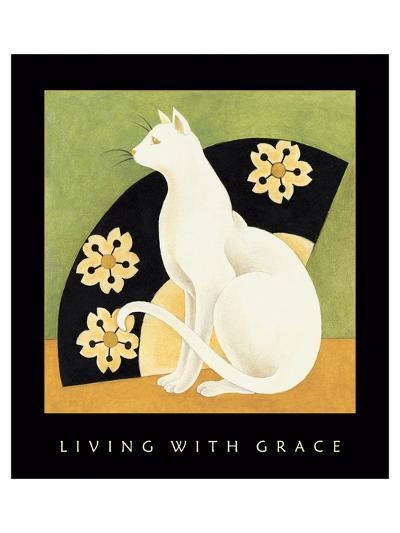 Living With Grace 1-Sybil Shane-Art Print