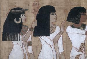 Livre des morts, papyrus de Nebqed
