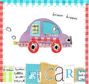 Car by Liz and Kate Pope