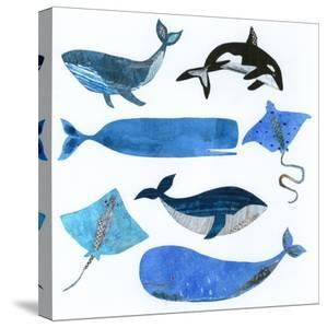 Sea Life by Liz and Kate Pope