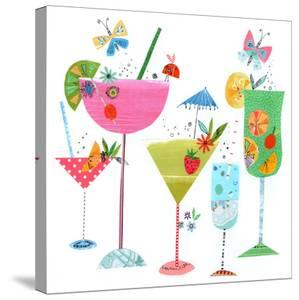 Summer Cocktails by Liz and Kate Pope