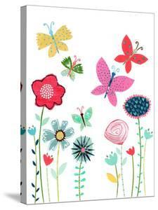 Summer Flowers & Butterflies by Liz and Kate Pope