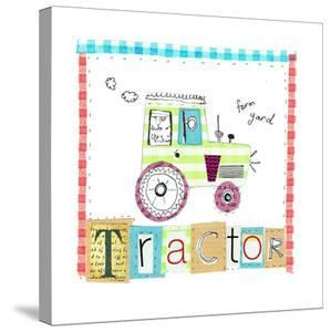 Tractor by Liz and Kate Pope