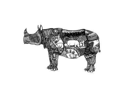 Goodbye Rhino by Liz Ash
