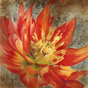 Antique Botanicals I by Liz Jardine
