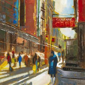 Bright Lights, Big City III by Liz Jardine
