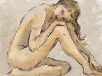 Gesture II-Liz Jardine-Art Print