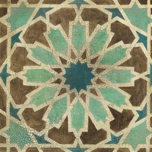 Tangier Tiles III by Liz Jardine