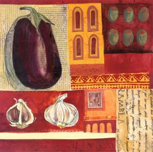 Spanish Kitchen IV by Liz Myhill