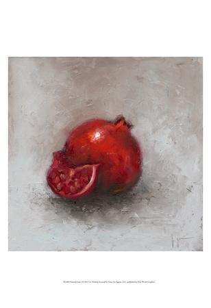 Painted Fruit I