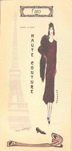 Paris by Liz Pawsey