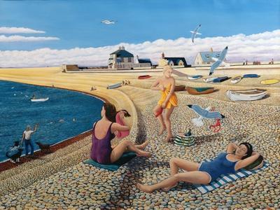 Cheeky Sea Gulls, 2005