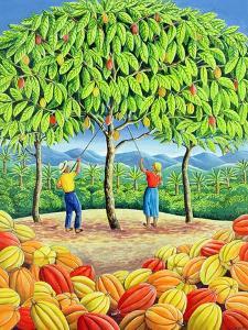 Cocoa Tree, 1993 by Liz Wright