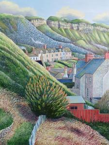 Cove Cottages, Portland, 2001 by Liz Wright