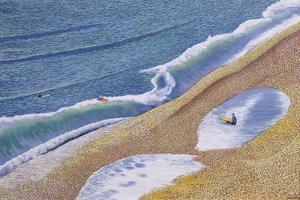 Surfing Portland Style, 2006 by Liz Wright