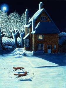 The Fox Dance, 1986 by Liz Wright