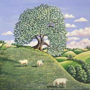 The Hawthorn Tree, 1981 by Liz Wright