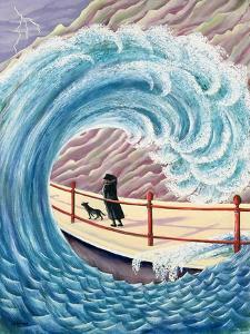 Tidal Wave, 1993 by Liz Wright
