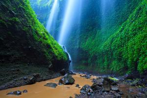 Madakaripura  Waterfall, East Java, Indonesia by lkunl