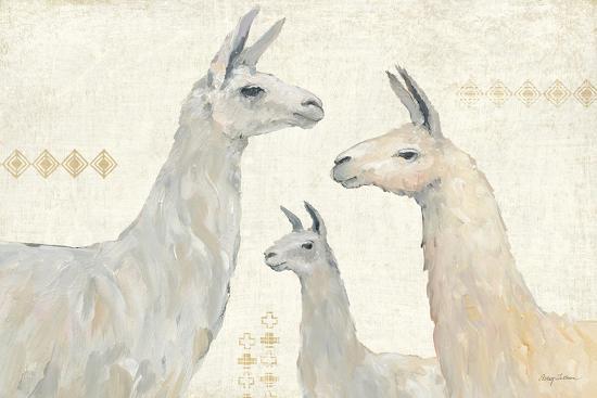 Llama Land IV-Avery Tillmon-Art Print