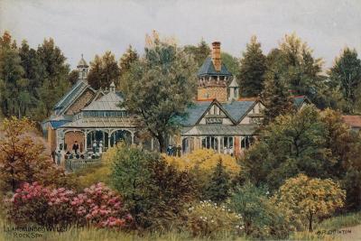 Llandrindod Wells, Rock Spa-Alfred Robert Quinton-Giclee Print